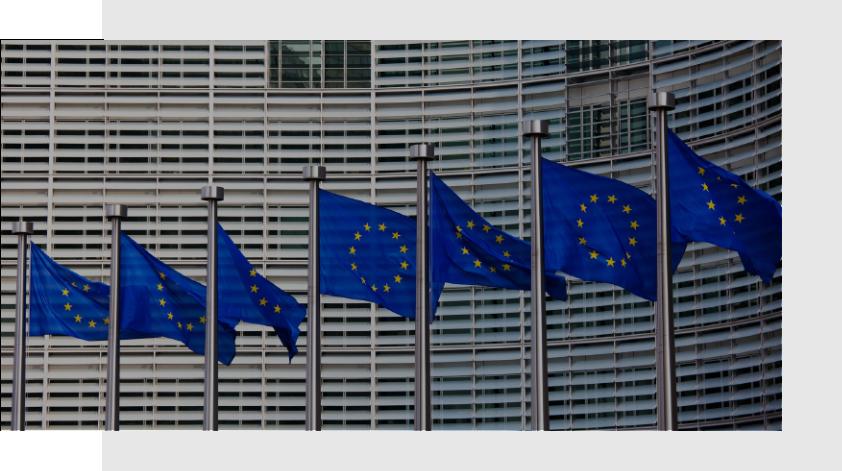 Rapporti con l'Unione Europea