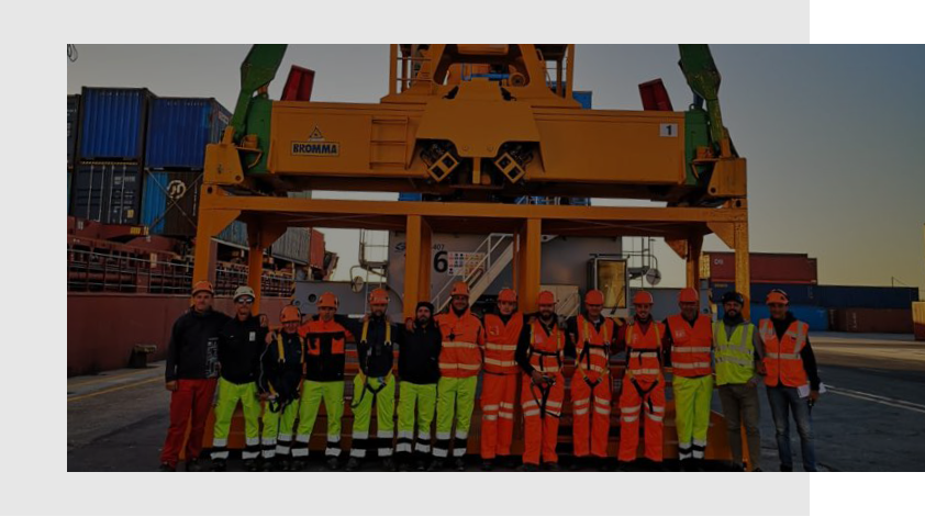 Piano dell'Organico del Porto<br /> dei lavoratori delle imprese<br /> di cui agli artt. 16,17 e 18